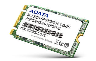 ADATA launches new M.2 SATA 6Gbps SSD for compact ultrabooks