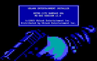 Retro City Rampage releasing on MS-DOS