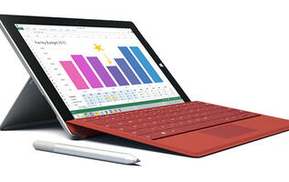 4G LTE Microsoft Surface 3 coming soon, business customers to receive it first