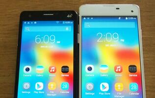 First looks: Elephone G7 & P3000S smartphones