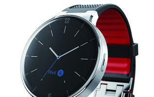 Alcatel launches OneTouch smart watch in Singapore