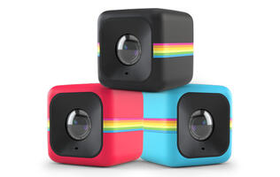 The Polaroid Cube+ is the next generation Polaroid Cube