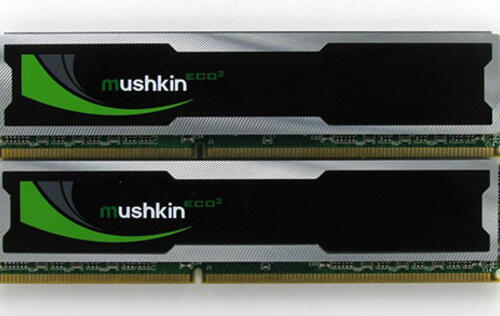 Mushkin keeps DDR3 alive with ECO2 memory line for enthusiasts and gamers