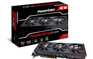 PowerColor joins the fray with PowerColor Radeon R9 Fury