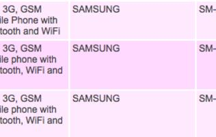 Samsung Galaxy Note 5, Galaxy S6 edge+ and Galaxy A8 listed on IDA's website
