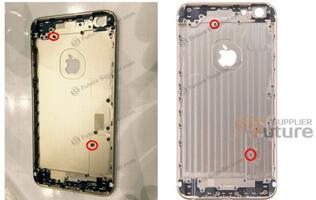 Rear case of Apple iPhone 6S Plus leaked, reveals a stronger chassis