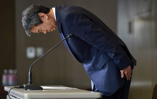 Toshiba CEO quits after accounting scandal worth US$1.2 billion