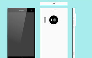 The upcoming 'Lumia 950 XL' will sport a WQHD OLED display, an iris scanner, and Surface Pen support