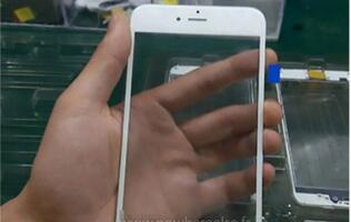 Alleged front panels of Apple iPhone 6S leaked, mass production has started