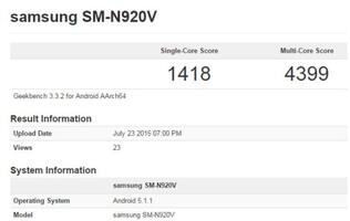Samsung Galaxy Note 5 to be powered by Exynos 7420 chip and 4GB RAM?