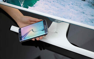 These Samsung monitors can charge your phone wirelessly