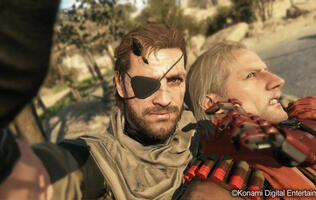 NVIDIA partners up with Snake, offers The Phantom Pain for free