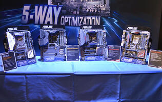 ASUS debuts full line-up of Intel Z170 Skylake motherboards