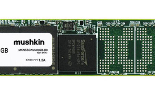 Mushkin announces M.2 Atlas Vital SSD for budget users