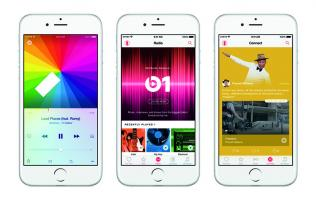 More than 10 million users reportedly signed up for Apple Music in the first month