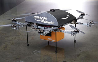 Amazon wants commercial drones to have a place in the sky