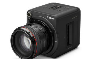 Canon launches ultra-high sensitivity camera with ISO sensitivity over 4,000,000