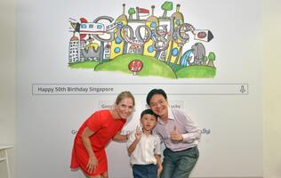 Celebrate Singapore heritage through technology at the Google Shophouse