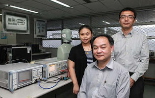 Advanced microchip designed by NTU team gives ultra-high quality audio at less cost
