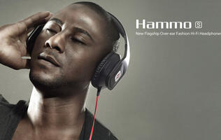 Noontec releases new Hammo S Over-Ear stereo headphones