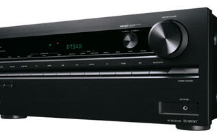 The new Onkyo TX-NR646 and TX-NR747 AV receivers support DTS:X and Dolby Atmos formats
