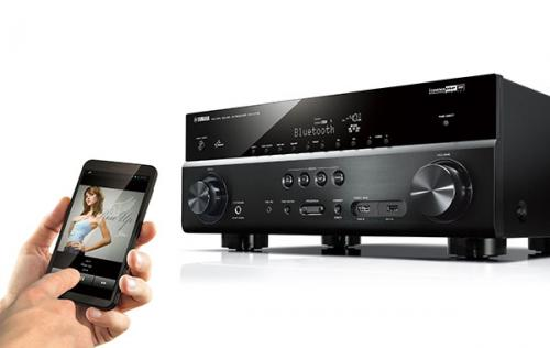 The Yamaha RX-V79 series 4K AV receivers are now available in