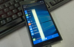 Leaked images of Microsoft's next Lumia flagship smartphone