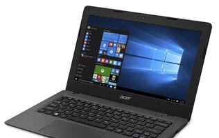 Acer announces entry-level Windows 10 laptops