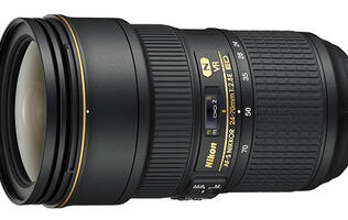 Nikon updates the professional's favorite – the 24-70mm f/2.8 G ED