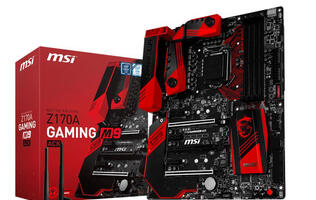 MSI outs new Intel Z170 motherboards for Skylake