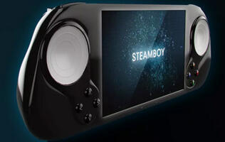 What's a Steamboy and what does it have to do with Steam Machines?
