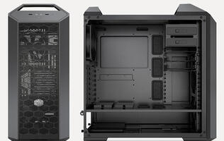 Cooler Master MasterCase 5: Beauty is truly skin deep