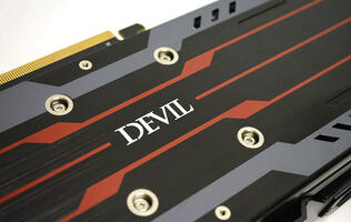 PowerColor Devil Radeon R9 390X reviewed: A devil in name only