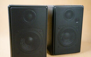 Blue Aura X30 speakers review
