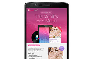 Owners of high-end LG smartphones to enjoy high-resolution audio