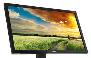 Acer launches world's first G-Sync monitor with IPS display