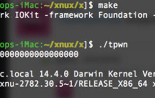 New root exploit in OS X proves nobody is safe