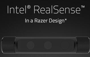Razer and Intel unveil new Razer-branded RealSense 3D camera (updated)