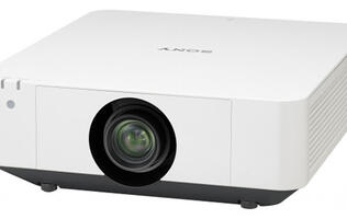 The S$12,000 Sony VPL-FHZ65 laser projector is now available for order