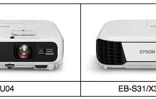 The Epson EB-U04 is a WUXGA 3LCD projector that costs just S$1,299