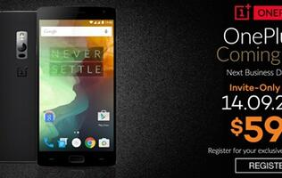 OnePlus 2 available for purchase on Lazada Singapore from 14 Sep to 14 Oct (Update)