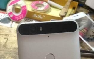 Photos of Huawei Nexus phone leaked, reveals strange camera bump at the rear