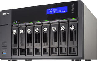 QNAP releases world's first Thunderbolt 2 NAS, the TVS-871T