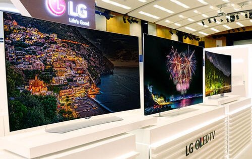 LG to unveil world's first HDR-capable 4K OLED TVs at IFA 2015