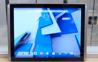 Hands-on with HP's massive business tablet, the Pro Slate 12