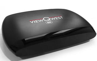 ViewQwest's latest 4K-capable media player offers an integrated VPN service that works with any ISP!