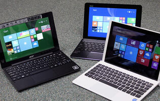 Affordable 2-in-1 detachable notebooks triple threat: Acer vs. ASUS vs. HP