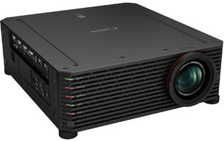 Canon announces development of 4K LCOS projector
