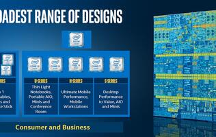 Skylake overload! 48 new Intel 6th gen Core processors for desktop and mobile