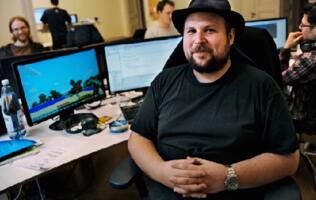 Minecraft creator has US$2.5 billion in his pockets, but is also wildly unhappy